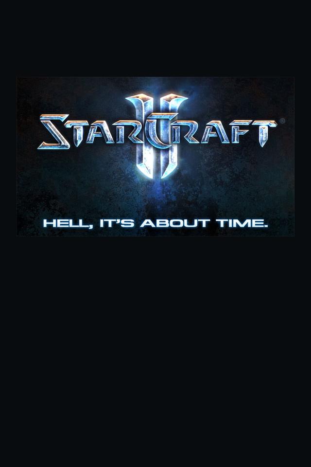 Screenshot StarCraft News